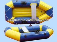 high quality inflatable water sports swift inflatable boat drifting boat fishing boat