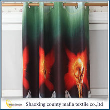 2016 New arrival Delivery on time Ready made rustic fabrics for curtains