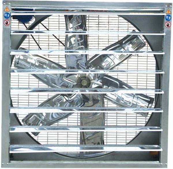 pad e ventilazione ventola di raffreddamento ad effetto serra per la vendita a basso prezzo