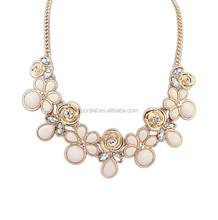 Réplicas de jóias por atacado Bib colar China jóias por atacado