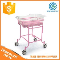 2015 Hospital Tiltable baby bed,baby crib,baby bassinet