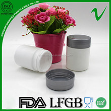 HDPE wholesale small empty plastic container for medicine with china supplier