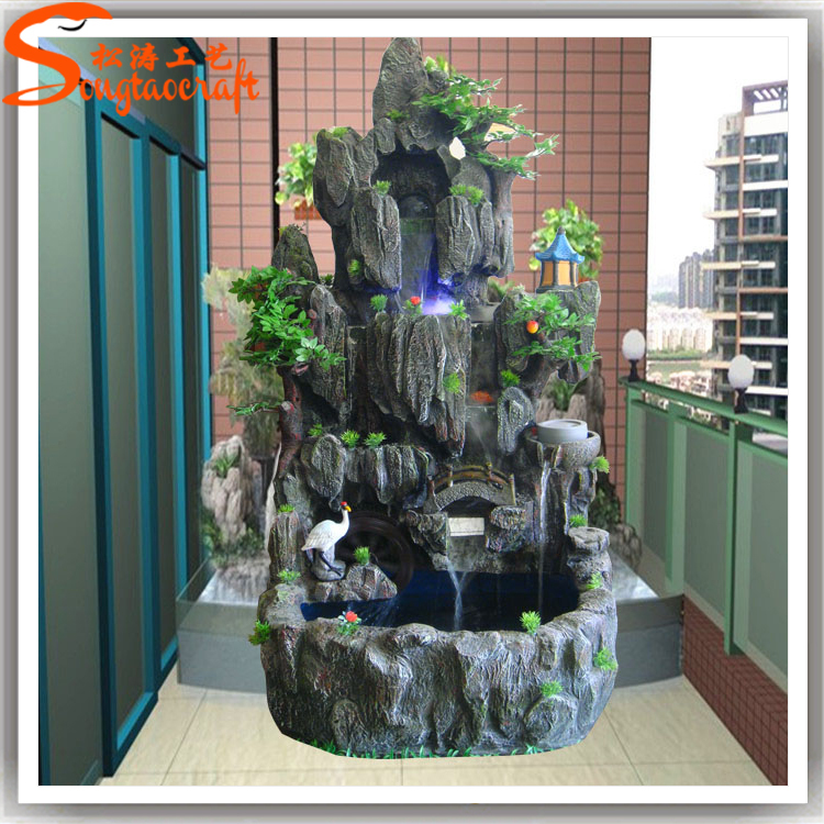 Usine vente chaude jardin fontaine int rieure artificielle for Fontaine decorative d interieur