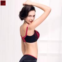 OEM manufacture fashion hot sale Big size bra silicon bra