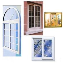 Approved aluminum frame sliding house windows