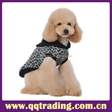 Best quality knitting blue color fashion winter dog clothes