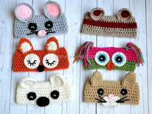2015 spring summer cute crochet baby headband crochet headband animal patterns