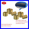 China OEM/ODM brass sleeve bearing bushing for shaft,donguan manufacture brass parts for shaft connectors in top quality