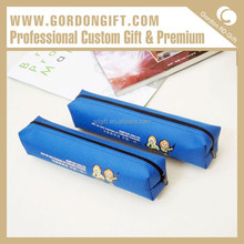 Print customer logo pencil case for kids goods from china