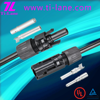 T4-Cable Assembly solar panel connector semi flexible solar panel best solar cell price