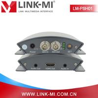 LINK-MI OEM LM-PSH01 Pro 3G/HD/SD SDI to HDMI Digital to Analog Audio Converter