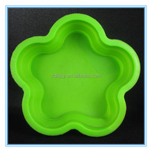 promotional new 2014 silicone self storage container