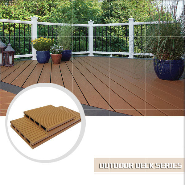 Super Tech Wood Plastic Composite Wpc Floor State Stand