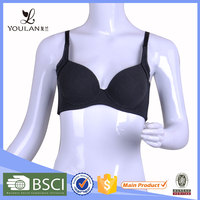 China Manufacturer Custom Made Young Women Breathable Young Ladies Sexy Bra