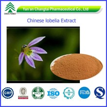 HPLC 100% natural GMP High Quality Herba Lobeliae Chinese Extract