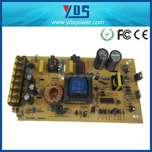 alibaba cn , YDS single output cctv power supply , led power supply 24v 5a 120w with CE certificate