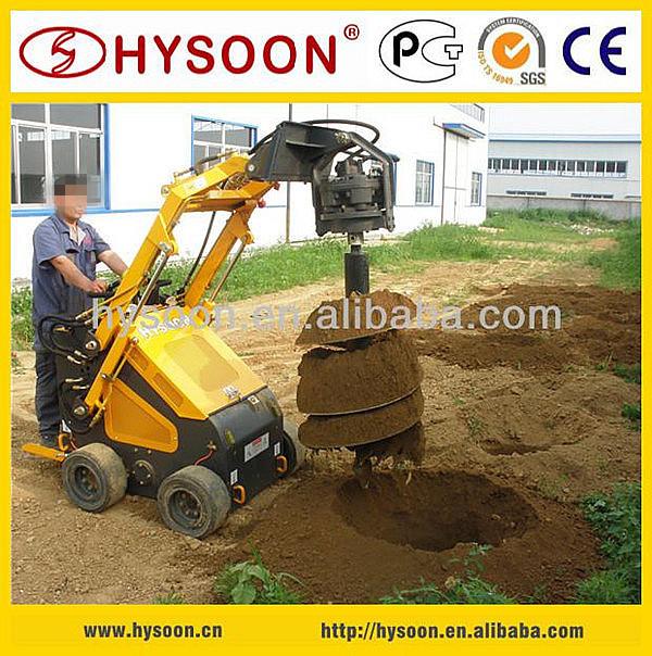 Chine Mini Hydraulique Du Sol Post Trou Tranch 233 E Pelle