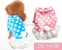 Sweet Pink Cute XXXS Dog Clothes Cheap