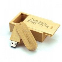 Stock hot selling bulk wood usb flash drive from factory