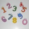 OEM Magnetic eva numbers puzzle / eva foam alphabet puzzle