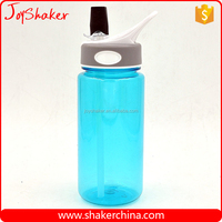 Free Shipping Silicone Bite Valve Flip-top Lid 600ML Wholesale Clear Water Bottle BPA free