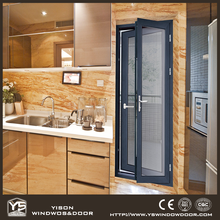Fashion Designs of Interior Aluminum Doors with screens