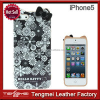 Elegant chinese cell cover for iphone 5s from china manufacturer