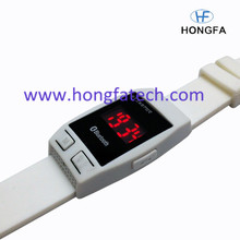 Bluetooth watch BW401 Time display and coming message reminder,phone call function