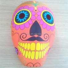 X-MERRY Halloween opera party pvc plastic mask for sale