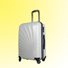 100% pure PC travel lugagge, Seashells SUITCASE MALETA luggage bag for japanese south Korea market