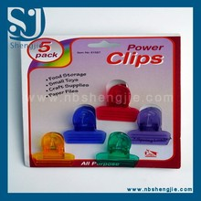 Trade Assurance power magnet paper clip,promotion items for pharmacy,office,Top Selling Custom Capsule Power Clip