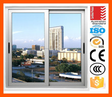 cheap aluminum window and doors with CE AS2047 standard