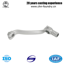 ASTM DIN Standard Forged Aluminum Shift Lever Motorcycle Spare Parts