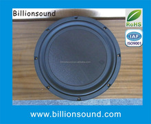 12 inch supper thin subwoofer with dual 4 ohm voice coils