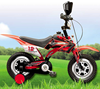 """for 3-8years old child 16""""/20""""motor looking red color kids bicycle/child bike"""
