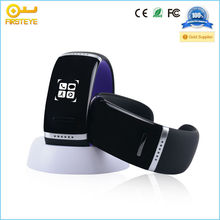 OLED Smart Wrist Watch Bluetooth Bracelet for Android Cell Phone