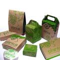 boîte d'emballage d ePapier à gâteaux sucrés de conception personnalisée
