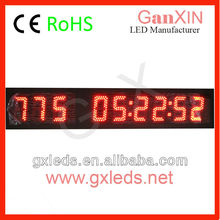 led display outdoor use digital days Countdown Clock for Christmas