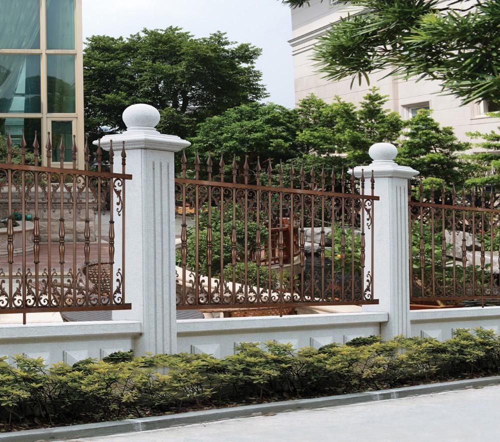 Wholesale low price black powder painted steel used