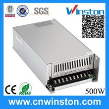 S-500-12 500W 12V 40A high quality unique 500w switching mode power supply