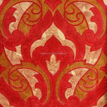 Luxurious Wallpaper Big European Flower Design