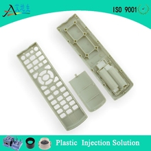 remote control plastic rear cover, customized OEM plastic parts