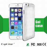 China factory sale external cell phone case for iphone 6s covers girls