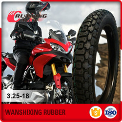 According To Customer Needs China Motorcycle Off Road Tyre 3.25-18
