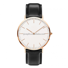 Leather Strap Super Design Casual Wrist Watch for Women Ladies smart watches