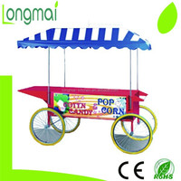 LPO-LC / 2015 hot selling popcorn cart