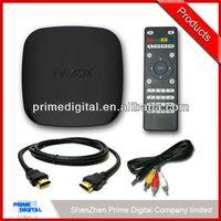 cheapest arm cortex a9 amlogic 8726-m3 android tv box