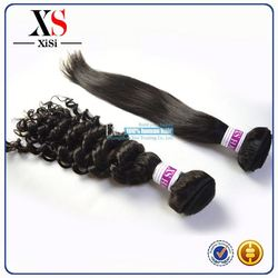 Hot selling natural full of vitality brazilian virgin hair extension