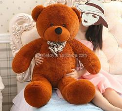 Custom top quality stuffed huge teddy bear