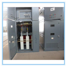 Galavnized Steel Frame High Voltage Capacitor Bank Panel Board, Local Reactive Power Compensator for Power Distribution System